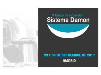 V Curso de inmersión – Sistema Damon –