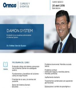 Damon System – BARCELONA – Completo