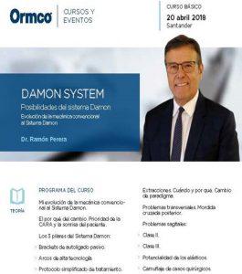 Damon System – Posibilidades del Sistema Damon – SANTANDER – Completo
