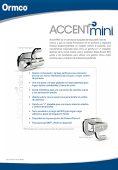 Accent Mini: Folleto descargable